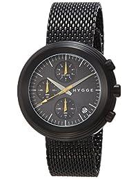 HYGGE  石英男士手表 HGE-02-022(亚马逊进口直采,日本品牌)