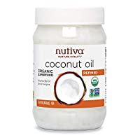 Nutiva 椰子油 15-Fluid Ounces