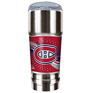 NHL Montreal Canadiens NHL Canadiens Pro Tumblr,32 盎司,银色