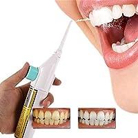 Art home便携式洗牙器 手动冲牙器口腔牙齿美白仪家居旅行必备美牙清洁器