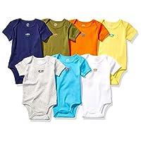 Amazon Essentials 婴儿短袖连体服 7 件套