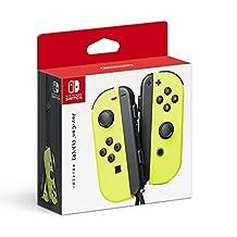 Nintendo 任天堂 Switch 游戏机 Joy-Con 左右手柄 黄色