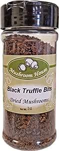 Mushroom House Dried Black Truffle Bits, 3 Ounce