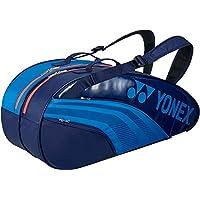 尤尼克斯(YONEX) 网球用 球拍袋6 (附背包) BAG1932R 蓝色/藏青色(524)