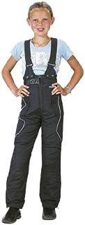 Roleff Racewear 儿童摩托车裤 XS 黑色 454kxs