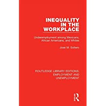 Inequality in the Workplace: Underemployment among Mexicans, African Americans, and Whites (Routledge Library Editions: Employment and Unemployment Book 8) (English Edition)