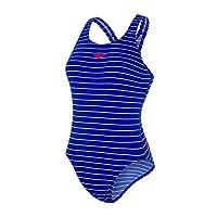 Speedo 速比涛 女式 Essential Endurance Plus Medalist连体泳衣