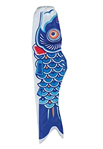 In the Breeze Koi Fish 风袜 60 Inch ITB-4792