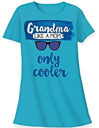 时尚酷奶蓝色睡衣