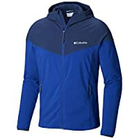 Columbia Heather CAYON Men's Softshell Jacket, Mens, Heather Cayon Homme