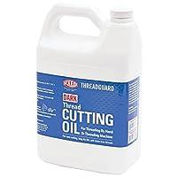 Reed Tool O55GD Threadguard 深色切割油,140加仑 1 加仑 OGD