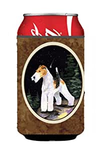 Starry Night Fox Terrier Michelob Ultra Koozies for slim cans SS8503MUK 多色 Can Hugger