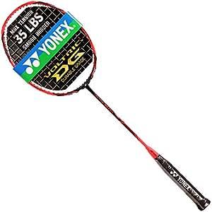 YONEX 尤尼克斯 中性 羽毛球拍单拍yy全碳素羽拍高磅拍 VT-10DG-3U4 红色 3U4(亚马逊自营商品, 由供应商配送)