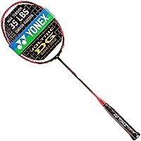YONEX 尤尼克斯 中性 羽毛球拍单拍yy全碳素羽拍高磅拍 VT-10DG 红色(亚马逊自营商品, 由供应商配送)
