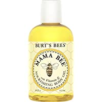 Burt's Bees 100% Natural Mama Bee Nourishing Body Oil, 4 Ounces