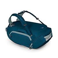 Osprey 中性 追踪者 TrailKit Duffel 40 蓝色 均码 双肩背包 旅行手提运动收纳包驮包(两种LOGO随机发)【旅行系列】