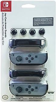 Nintendo 任天堂 Switch Joy-Con 护甲(2)件装 - 黑色