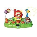 MeeYum 幼童 Whack A Mole 游戏玩具时钟 Reflexes 颜色儿童教育玩具