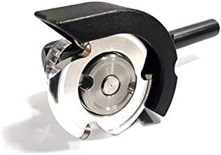 Manpa MP21-2-H 备用皮带切割机外壳,带 5.08 厘米动力切割机硬质合金轮