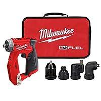 Milwaukee 2505-20 M12 FUEL 安装钻/螺丝刀(仅工具)