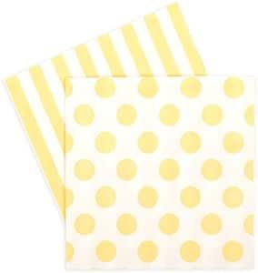 Paper Eskimo 20 片餐巾,苹果绿 Limoncello 0 NPLC0283US