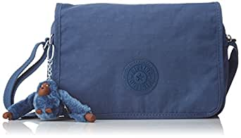 Kipling Delphin N 女士斜挎包 蓝色 15.5x23.5x5 cm