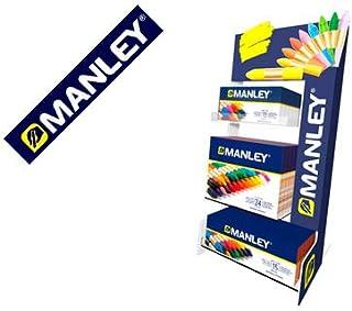 Manley- Exp 30 个 10/15/24 蜡笔,多色 (MNC00101)