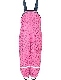 Playshoes 女童 Regenlatzhose Xerchen 雨裤