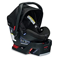 Britax B-Safe Ultra 婴儿*座椅 午夜黑 Infant Car Seat and Base