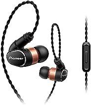 Pioneer(先锋)SE-CH9T 耳机 入耳式 支持高分辨率 黑色 SE-CH9T-K