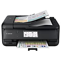 Canon PIXMA TR8520 無線家庭辦公一體機 打印機 黑色