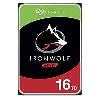 Seagate IronWolf 硬盘驱动器ST16000VNZ01 IronWolf 16TB