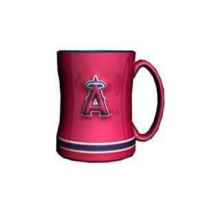 MLB Los Angeles Angels Boelter Boxed Relief Sculpted Mug