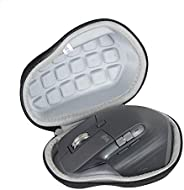 Anleo 硬质旅行保护套适用于 Logitech MX Master 3 高级无线鼠标。