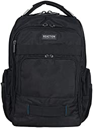 "Kenneth Cole Reaction Urban Traveler 15""-17"" Laptop & Tablet Anti-Theft RFID Business Travel Back"