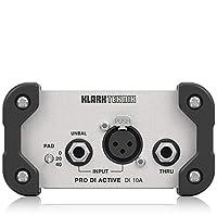 Klark teknik 信号直接盒 (DI10A)