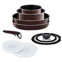Ingenio · neo 厨房用品 套装 栗子色 セット9
