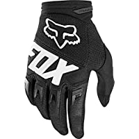 Fox Yth Dirtpaw 手套 - 竞赛 S 黑色 23959_001_YS