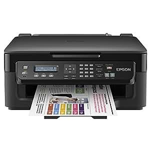 EPSON WorkForce wf-2510wf ULTRA COMPACT 4合1打印机带 WIFI