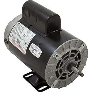 AO Smith/Century 56-帧 Spa,水道更换,单速,4.0 SPLHP,3450RPM,230V,12 AMPS,通螺栓花板