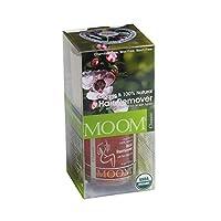 Moom Organic Hair Removal Kit, Tea Tree, 6-Ounce Package