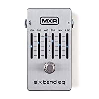 MXR エフェクター M109S 6 Band EQ 6 バンド イコライザー