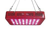 cdmall LED 生长光全光谱适用于水池室内植物生长蔬菜和花,完美适合 60.96 厘米 x 60.96 厘米 x 121.92 厘米和 121.92 厘米 x 60.96 厘米 x 152.4 厘米和 121.92 厘米 x 203.2 厘米生长帐篷套件和包装 LED 300W 43237-103634