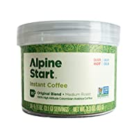 Alpine Start 速溶咖啡 30份