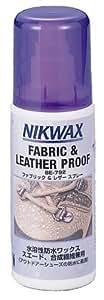 NIKWAX(NIKWAX)织物&皮革 喷雾 EBE792 【防水剂】