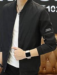 MPSMOVE 思慕夫 2018冬季款男士韩版简洁外套男修身男装夹克男KW237【12】