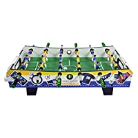 TORPSPORTS 40 英寸专业桌上足球桌-便携式迷你桌足球/成人和儿童足球