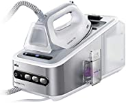 Braun 博朗 IS 7155.WH 挂烫机 2400W,125,白色/银色