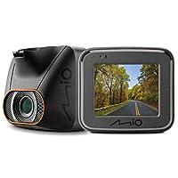 MiVue C540 车载摄像机 全高清 2 英寸 6.5 厘米 黑色