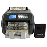 Royal Sovereign 高速货币计数机,带 UV、MG、Ir 假冒票检测器和价值计数 (RBC-ES250)